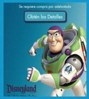 disneyland ticket promotion