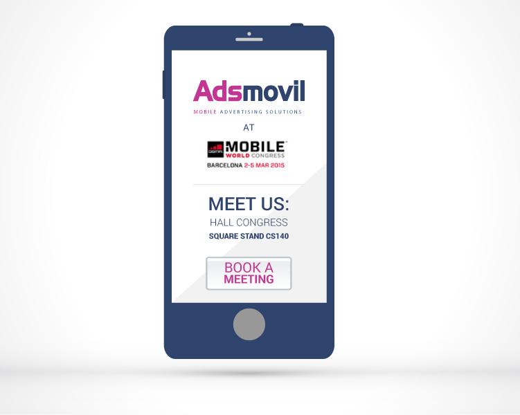 Adsmovil will participate in the MWC in Barcelona