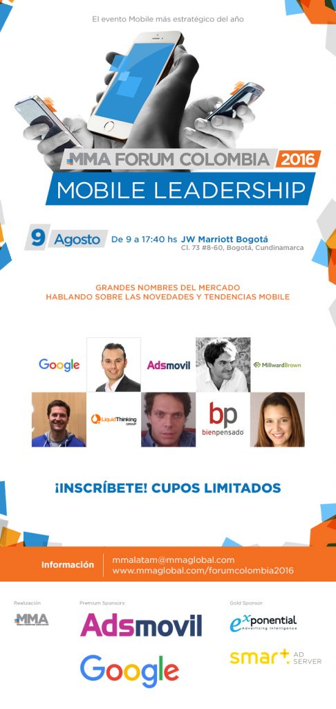 adsmovil mma mobile forum colombia alberto pardo banano movil mobile marketing association